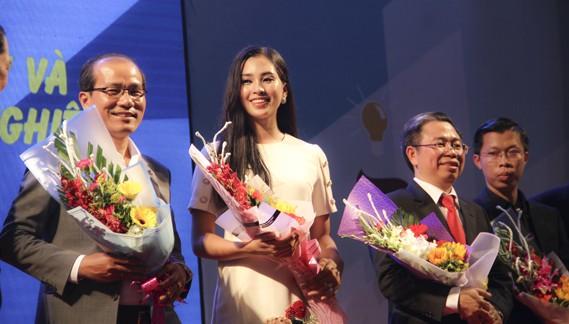 Hoa hậu Việt Nam 2018 đồng hành cùng tuổi trẻ Bình Định - ảnh 2