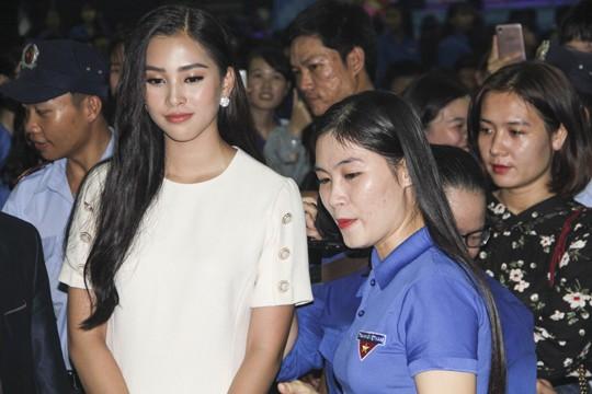 Hoa hậu Việt Nam 2018 đồng hành cùng tuổi trẻ Bình Định - ảnh 3