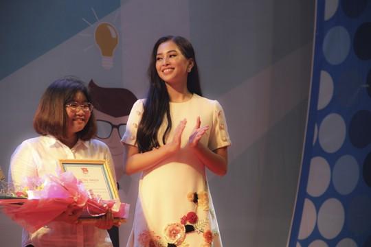 Hoa hậu Việt Nam 2018 đồng hành cùng tuổi trẻ Bình Định - ảnh 11