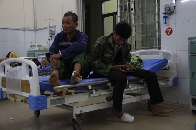 Quảng Ngãi: Tai nạn điện, 11 người thương vong - ảnh 4