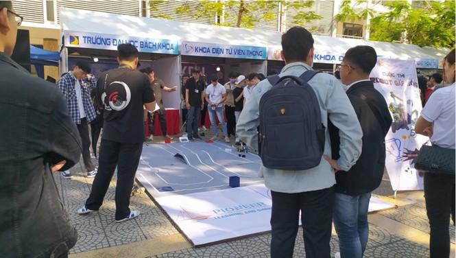 BKDN Techshow 2021: Hấp dẫn sân chơi trí tuệ của giới trẻ Đà Nẵng  - ảnh 1