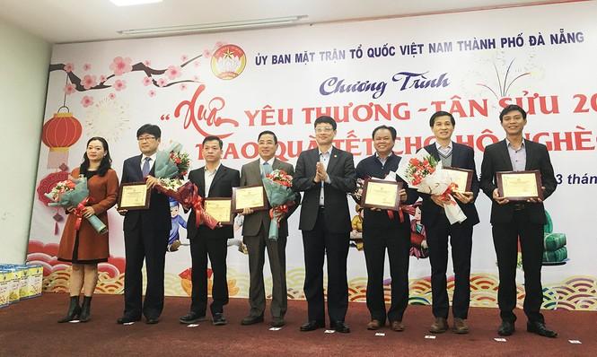 10.672 suất quà Tết cho người nghèo Đà Nẵng - ảnh 3