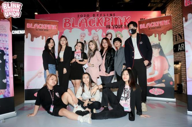 Blinks Sài Gòn mừng sinh nhật muộn của BLACKPINK với quy mô