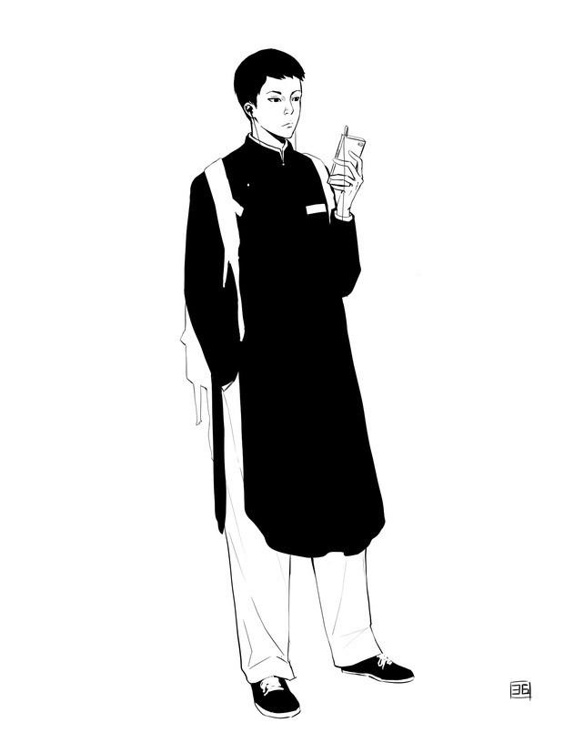 Chuyện nam sinh cũng nên mặc áo dài: Những bất cập nam sinh cũng là nỗi khổ phe con gái - ảnh 5