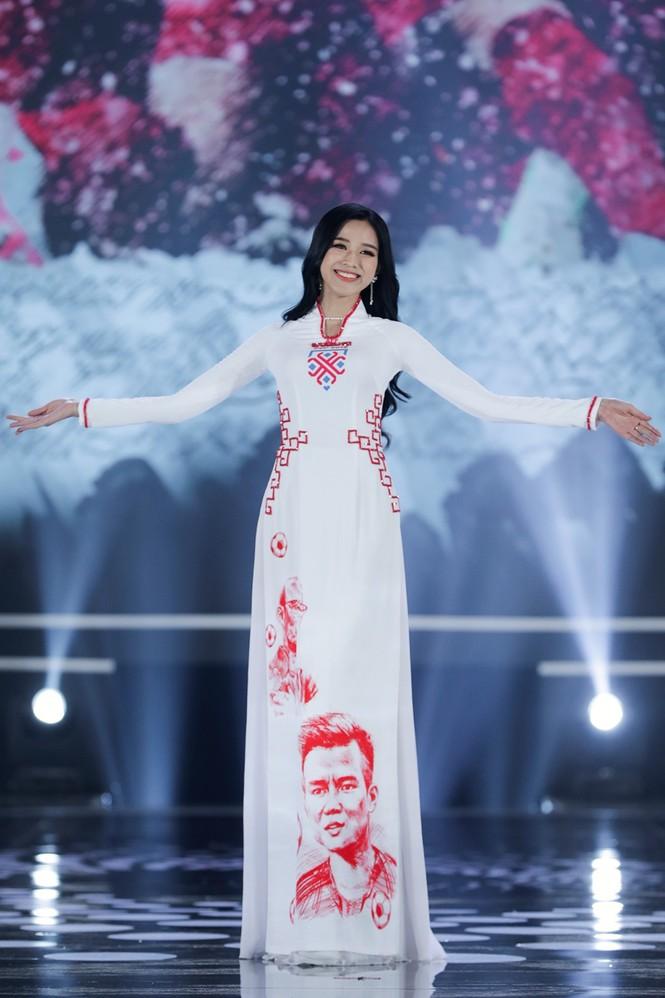Đỗ Thị Hà: Từ cô nàng giấu gia đình đi thi đến Tân hoa hậu Việt Nam 2020 - ảnh 2