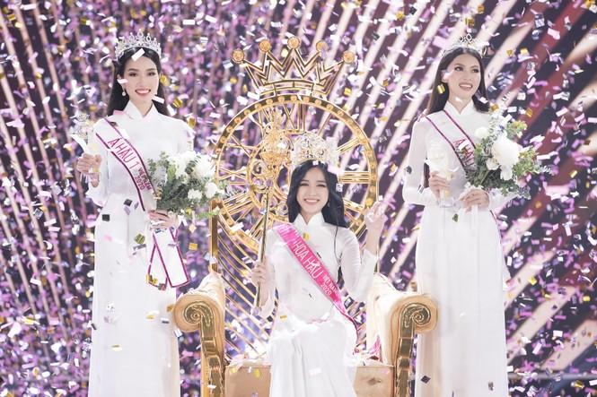 Đỗ Thị Hà: Từ cô nàng giấu gia đình đi thi đến Tân hoa hậu Việt Nam 2020 - ảnh 6