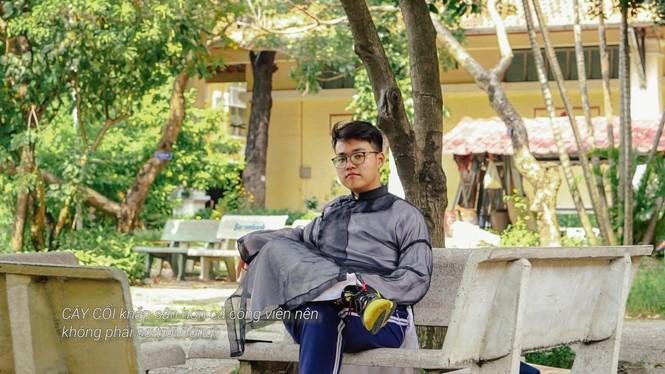 Bắt trend Rap Việt, dự án rap về trường lan toả đến 16 trường trung học trên toàn thành - ảnh 2