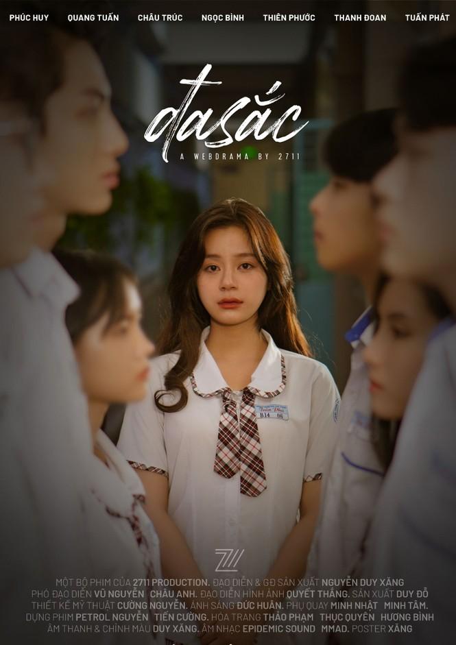 """Thưởng thức """"Đa Sắc"""" - Web Drama học đường mới toanh từ nhóm làm phim 2711 Production - ảnh 1"""