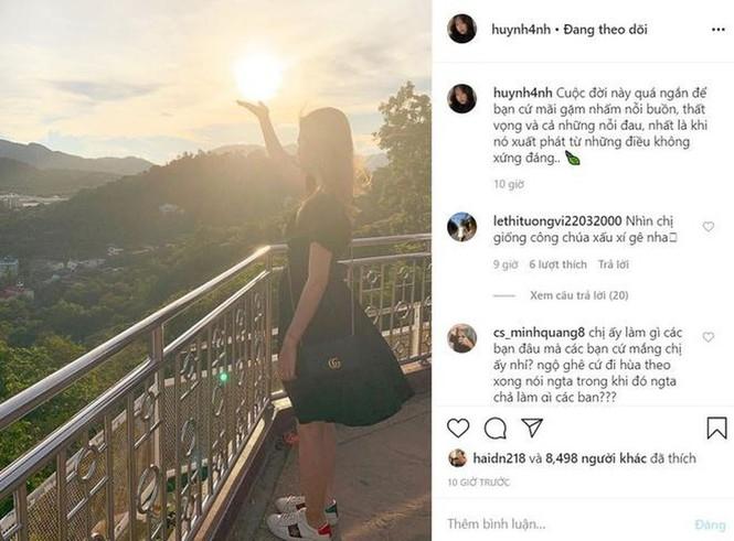 Nhìn lại chuyện tình vô hậu của Huỳnh Anh: Công chúa bị phản bội bởi chính hoàng tử - ảnh 5