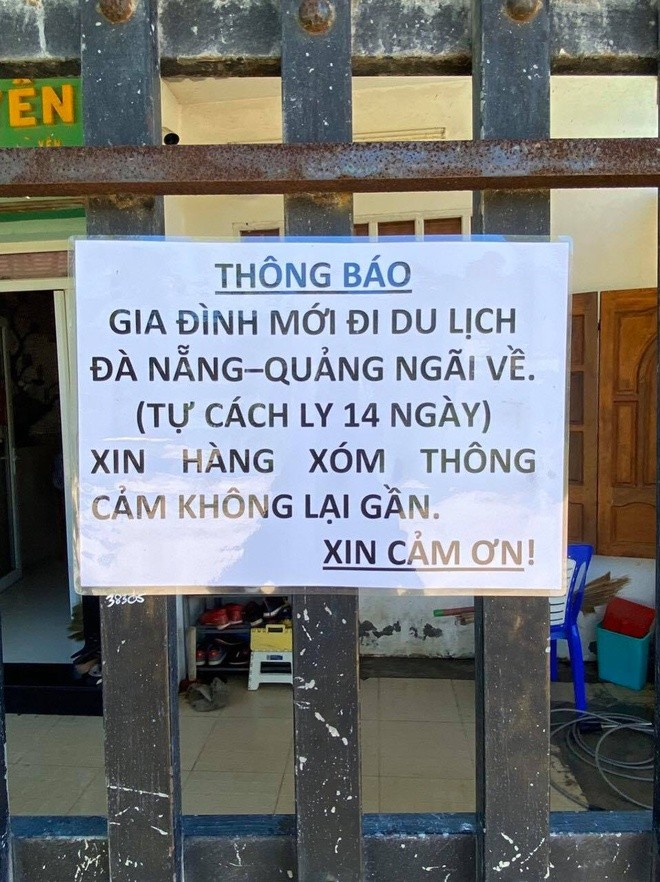 Hậu du lịch Đà Nẵng, teen có nhiều thời gian cùng gia đình trong 14 ngày tự cách ly - ảnh 1