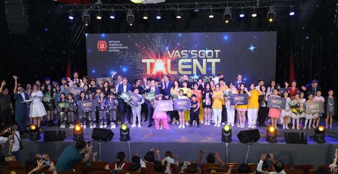Thăng hoa cảm xúc cùng loạt tiết mục đa sắc màu chỉ có tại VAS's Got Talent 2020 - 2021 - ảnh 6