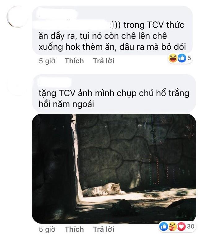 """Thảo Cầm Viên Sài Gòn lên tiếng sau khi bị """"tố"""" ngược đãi động vật  - ảnh 9"""