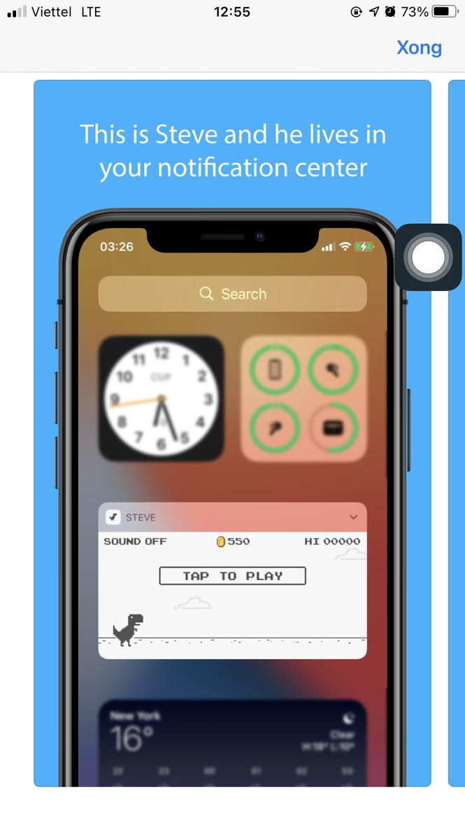 """Để homescreen chất như """"nước cất"""": Khám phá ngay những apps tạo Widget độc lạ sau đây! - ảnh 6"""