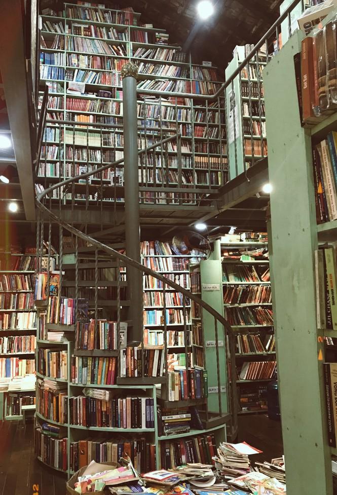 Nhà sách Mão - Chốn hò hẹn xưa cũ và bình yên cho những tâm hồn yêu sách tìm về - ảnh 4