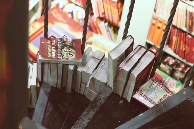 Nhà sách Mão - Chốn hò hẹn xưa cũ và bình yên cho những tâm hồn yêu sách tìm về - ảnh 6