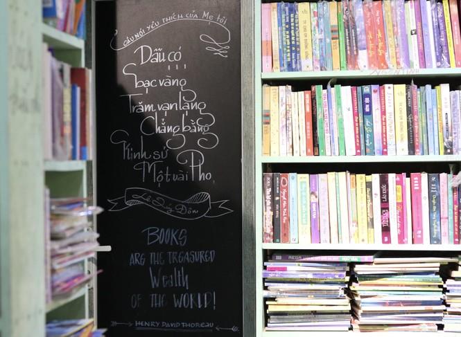Nhà sách Mão - Chốn hò hẹn xưa cũ và bình yên cho những tâm hồn yêu sách tìm về - ảnh 9