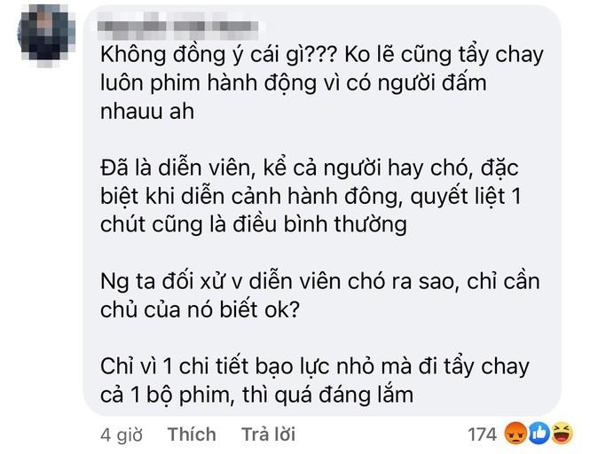 """Cậu Vàng: Youtuber Giang Ơi phản đối gay gắt vì ngược đãi động vật, khán giả """"kêu trời"""" vì phim nhiều 'sạn"""" - ảnh 4"""