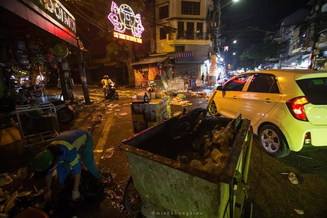 Sau một cuộc chơi, xung quanh Hà Nội toàn là rác? - ảnh 6