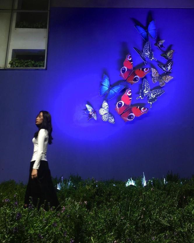 Đại học Thăng Long chuẩn bị Giáng sinh sớm cho sinh viên tha hồ sống ảo - ảnh 12