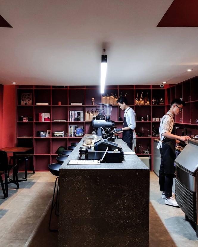 Hà Nội Phố: Hẹn hò cuối năm tại những quán cà phê được decor xinh hết nấc - ảnh 15