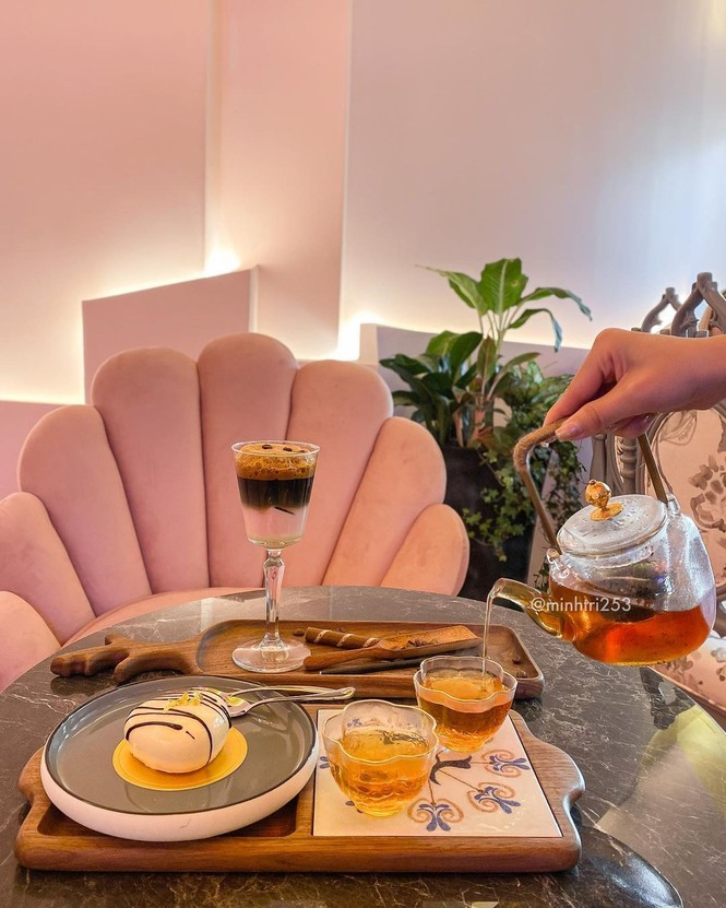 Hà Nội Phố: Hẹn hò cuối năm tại những quán cà phê được decor xinh hết nấc - ảnh 6