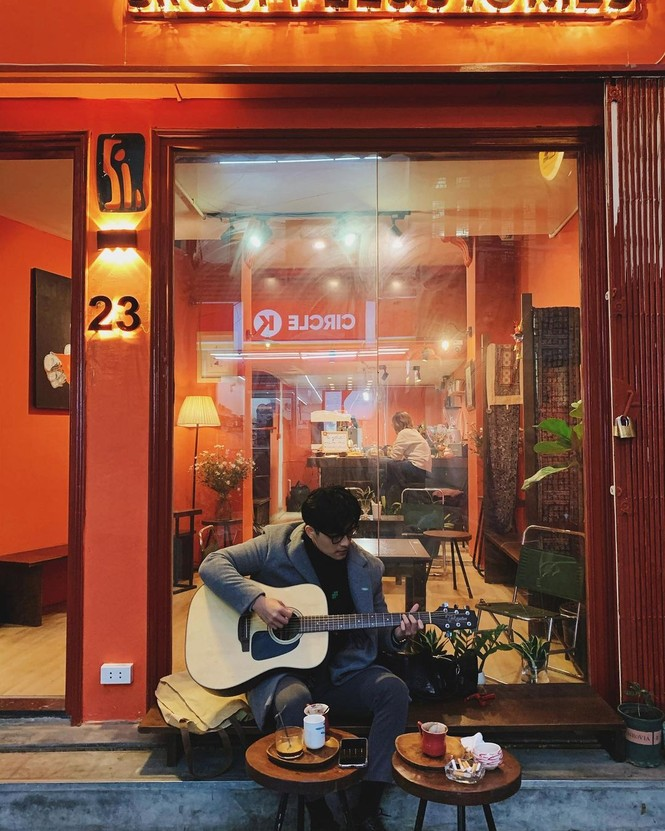 Hà Nội Phố: Hẹn hò cuối năm tại những quán cà phê được decor xinh hết nấc - ảnh 7