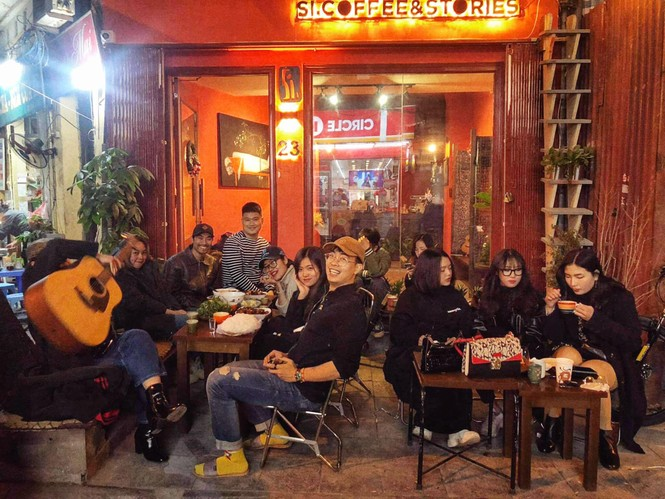 Hà Nội Phố: Hẹn hò cuối năm tại những quán cà phê được decor xinh hết nấc - ảnh 9