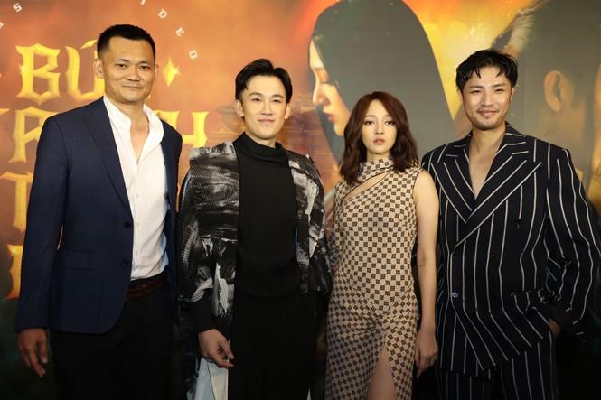 """Dương Triệu Vũ nói gì khi cái kết MV""""Bức tranh tiền kiếp"""" được cho là khó hiểu? - ảnh 2"""