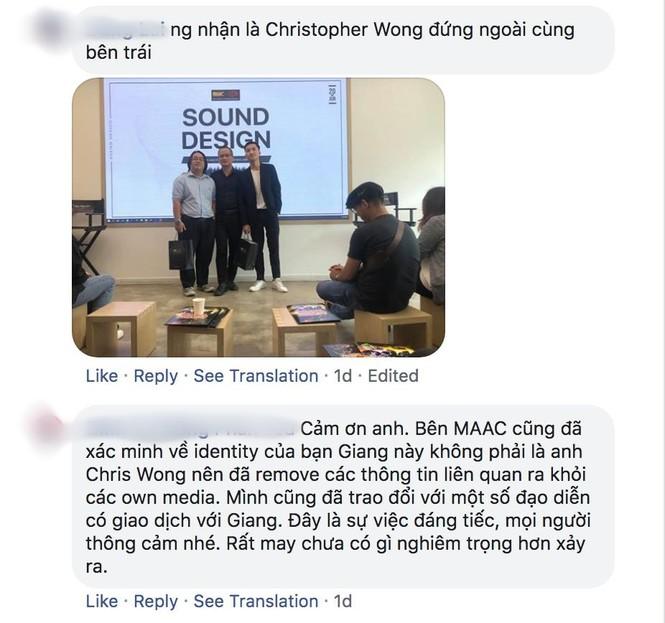 Christopher Wong - nhạc sĩ đứng sau những bộ phim Việt lừng dành bị giả mạo - ảnh 5