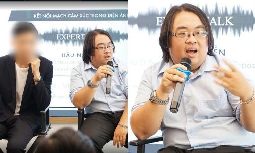 Christopher Wong - nhạc sĩ đứng sau những bộ phim Việt lừng dành bị giả mạo - ảnh 4