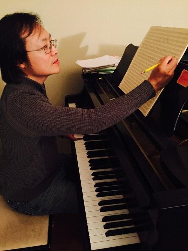 Christopher Wong - nhạc sĩ đứng sau những bộ phim Việt lừng dành bị giả mạo - ảnh 2