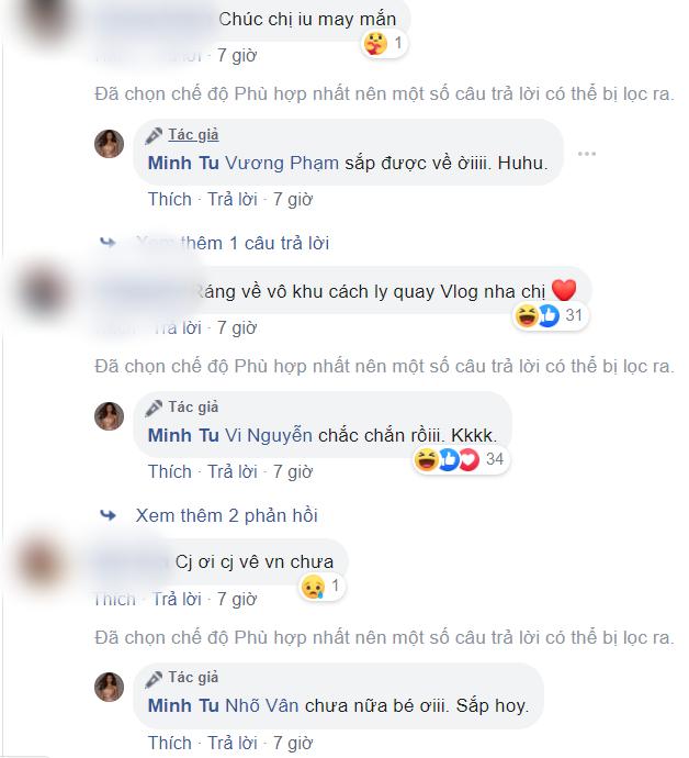Minh Tú sẽ trở về Việt Nam sau hơn 3 tháng mắc kẹt tại Bali vì COVID-19 - ảnh 3