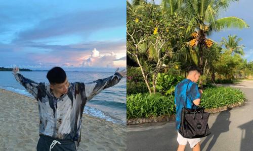 """Cư dân mạng """"soi""""chi tiết hẹn hò của Quỳnh Anh Shyn và bạn trai tin đồn - ảnh 2"""