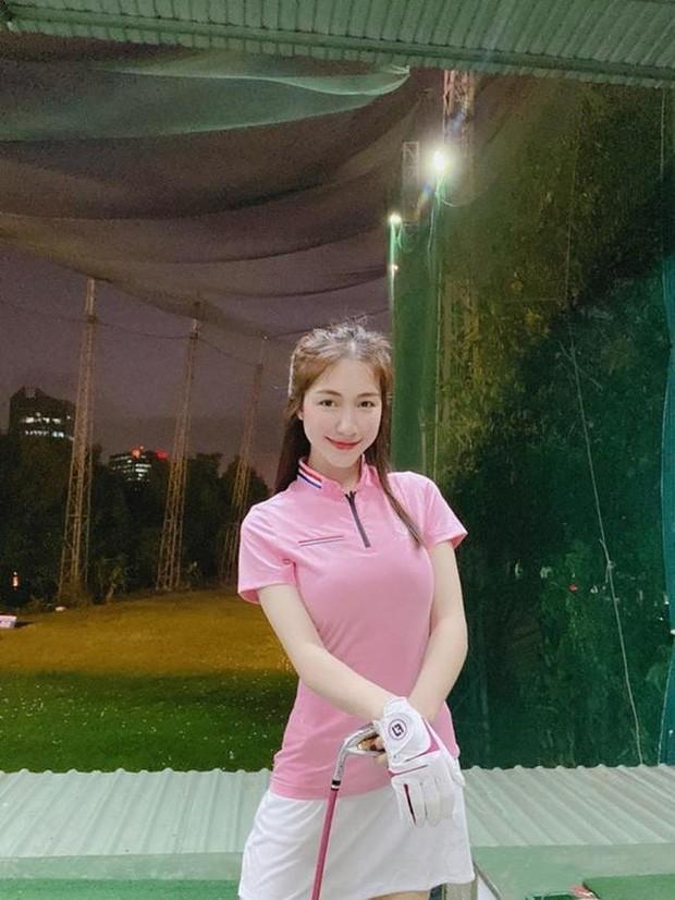 """Dàn mỹ nhân V-Biz nhập hội chơi golf đọ sắc vóc thân thái đầy """"chanh sả"""" - ảnh 8"""