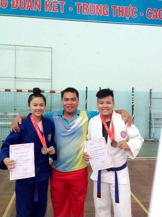 Như Quỳnh - thí sinh Hoa Hậu Việt Nam từng là VĐV Judo nhưng lại có nét đẹp chuẩn nàng thơ - ảnh 2