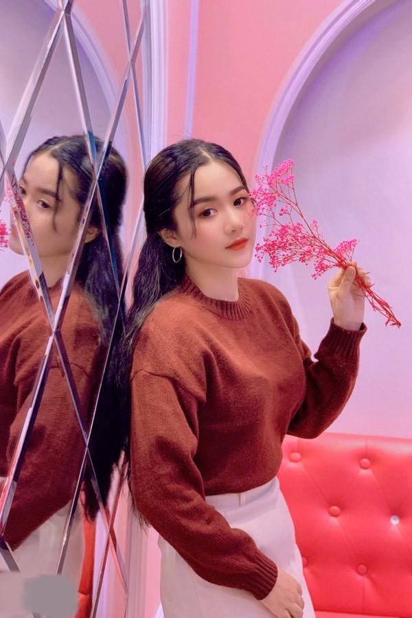 Như Quỳnh - thí sinh Hoa Hậu Việt Nam từng là VĐV Judo nhưng lại có nét đẹp chuẩn nàng thơ - ảnh 1