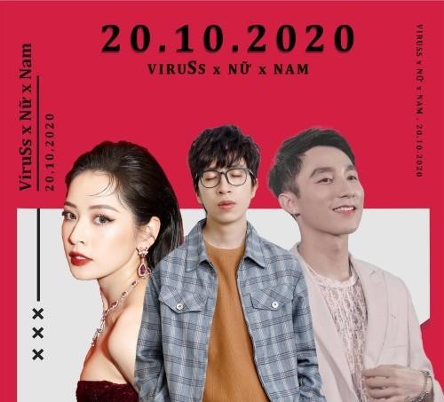 Dân tình ồ ạt dự đoán nam và nữ ca sĩ bí ẩn xuất hiện trong sản phẩm mới của ViruSs - ảnh 2