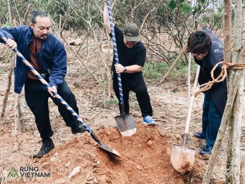 Hà Anh Tuấn dùng tiếng hát thực hiện dự án