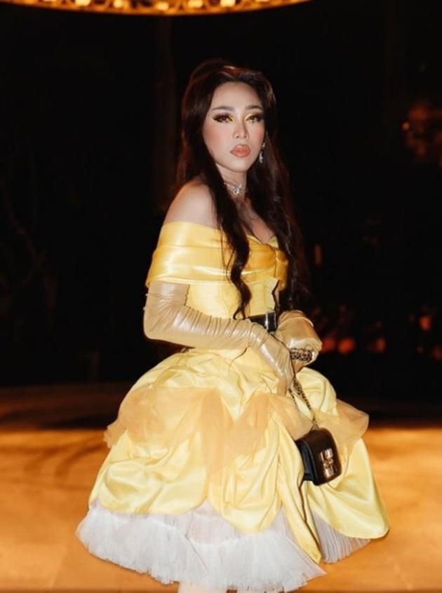 """Điêu đứng trước những màn hoá trang Halloween """"bom tấn"""" của sao Việt - ảnh 11"""