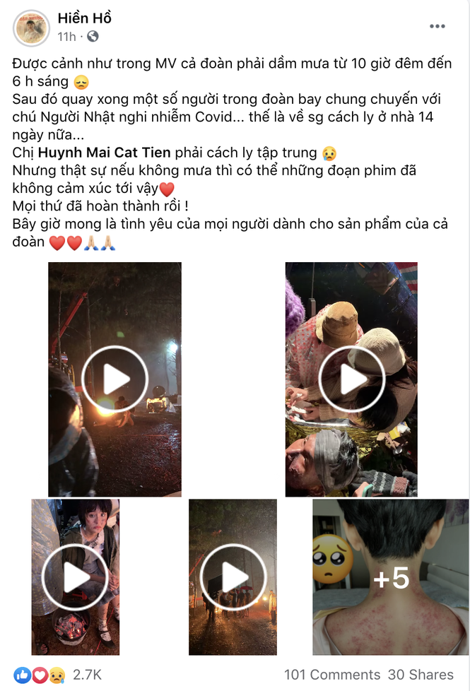 MV Gặp Nhưng Không Ở Lại đạt Top 1 trending Youtube, nhưng fan lại xót cho Hiền Hồ - ảnh 3