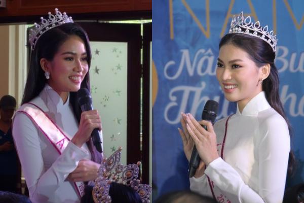 Hoa hậu Đỗ Thị Hà và các Á hậu cùng lan tỏa thông điệp tích cực cho các tân thủ khoa - ảnh 5