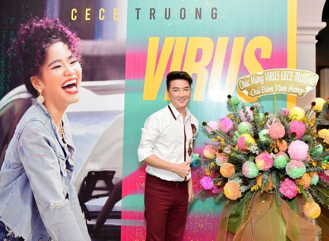 Lam Trường, Đàm Vĩnh Hưng đến mừng gương mặt thuộc Gen Z CeCe Trương ra mắt MV - ảnh 4
