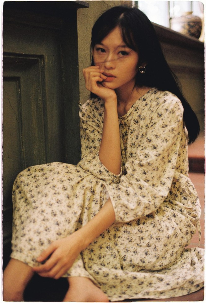 Lộ diện người mẫu Việt quá giống Chương Tử Di, trở thành từ khóa tìm kiếm đông đảo ở Weibo - ảnh 10