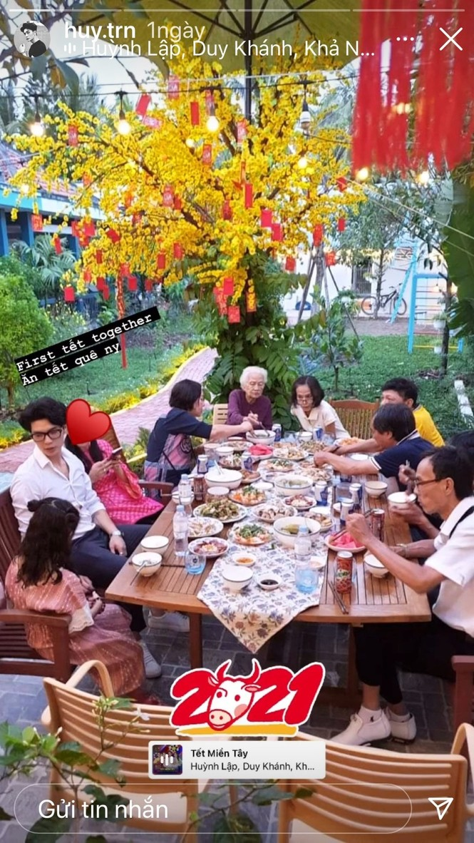 Ngô Thanh Vân và Huy Trần tiếp tục