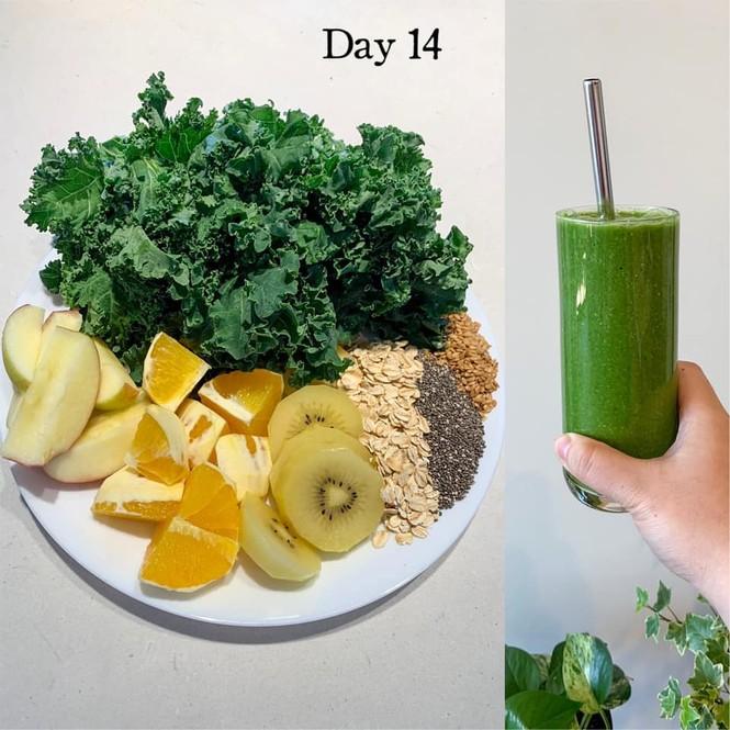Bỏ túi công thức Smoothie Slim Detox giúp giảm từ 3 đến 7kg trong 12 ngày - ảnh 16