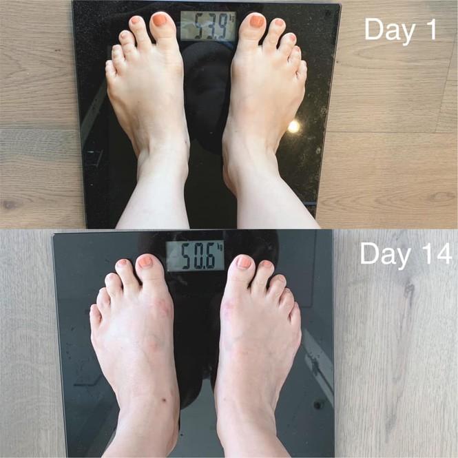 Bỏ túi công thức Smoothie Slim Detox giúp giảm từ 3 đến 7kg trong 12 ngày - ảnh 2