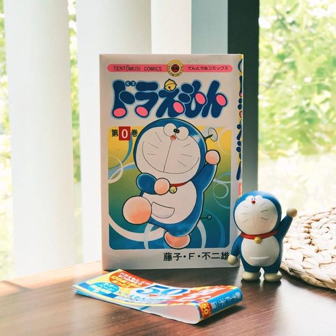 Doraemon sắp phát hành vol 0 tại Việt Nam - ảnh 6