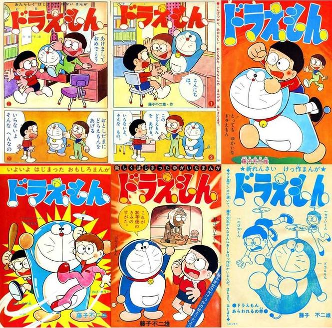 Doraemon sắp phát hành vol 0 tại Việt Nam - ảnh 3