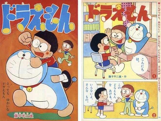 Doraemon sắp phát hành vol 0 tại Việt Nam - ảnh 4