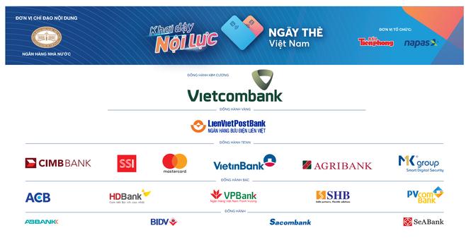 Ngày Thẻ Việt Nam 2020 - Sóng Festival: 30 giây check-in nhận thẻ miễn phí - ảnh 2